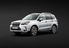 Юбилейная спецверсия Subaru Forester